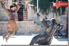 Game of Thrones - Mountain vs Viper Fight 2