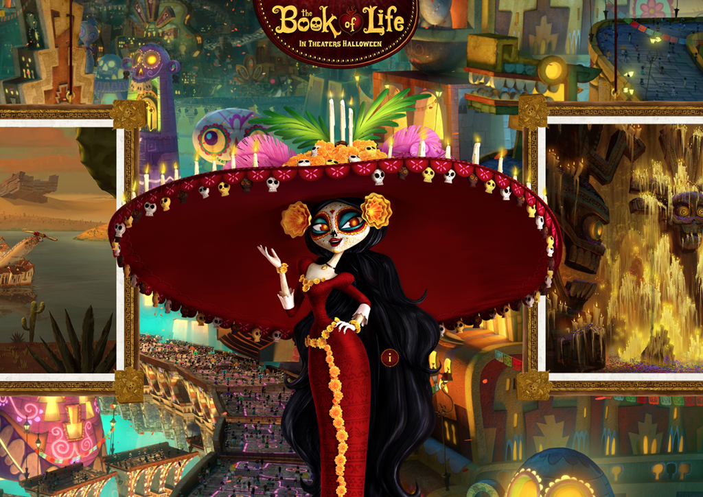 Character Design The Book Of Life : The book of life a new american story norville rogers