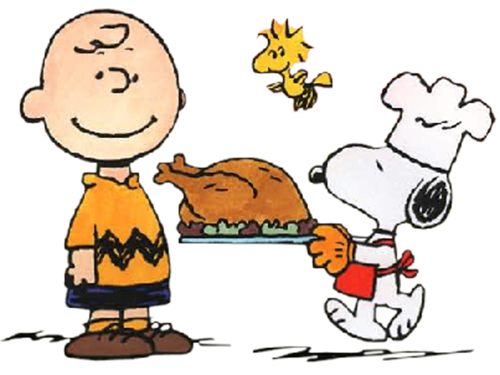 It's Thanksgiving, Charlie Brown! | Norville Rogers