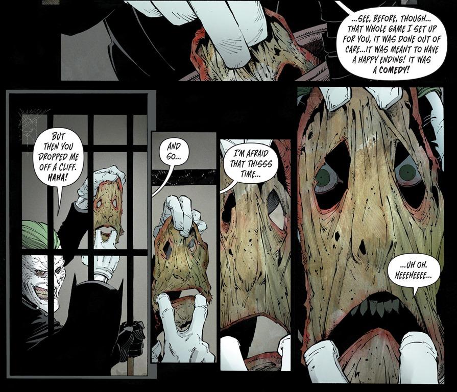 Batman 40 Who Has The Last Laugh Norville Rogers