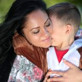God as comforting mother