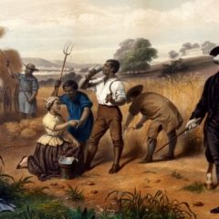 George Washington and the well-fed, well-housed slave