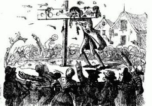 Are we comfortable with the internet pillory?