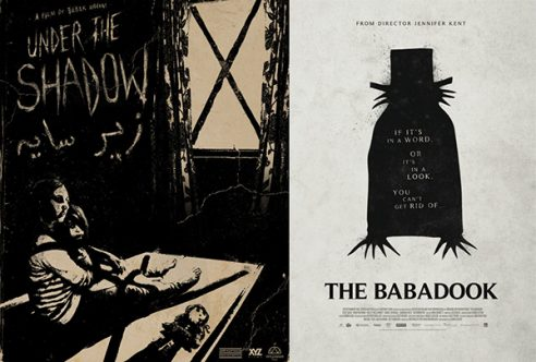 The Babadook and Under the Shadow