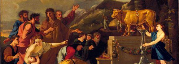 Exodus 20:4-6 – Do Not Make Idols