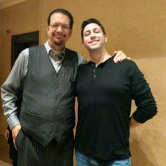 On Stage with Penn and Teller: My Magical Night in Vegas