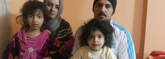 Humanwire: This Iraqi refugee family needs our help