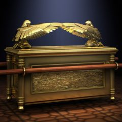 Exodus 25:1-40 – The Holy of Holies and the Holy Place