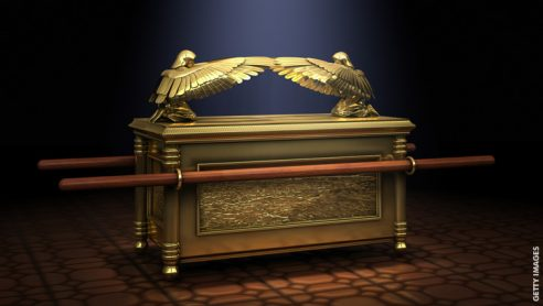 Exodus 25:1-40 - The Holy of Holies and the Holy Place