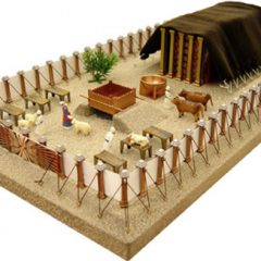 Exodus 26:1-27:21 – The Tabernacle