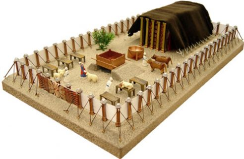 Exodus 26:1-27:21 - The Tabernacle