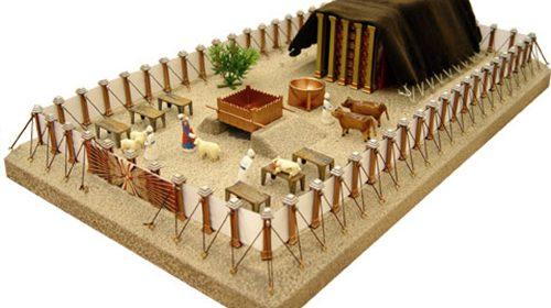 Exodus 26:1-27:21 – The Tabernacle