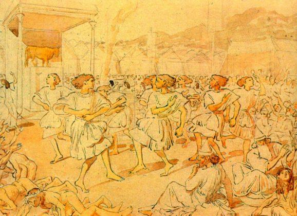 Exodus 32:1-6 – The Golden Calf