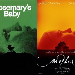Rosemary's Baby and mother!