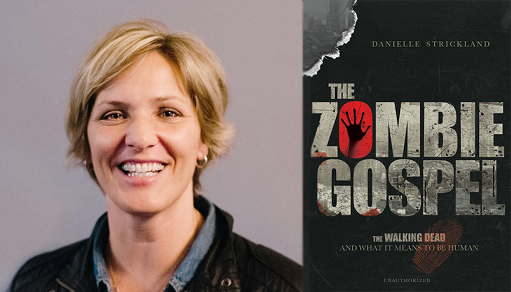 The Zombie Gospel with Danielle Strickland Image