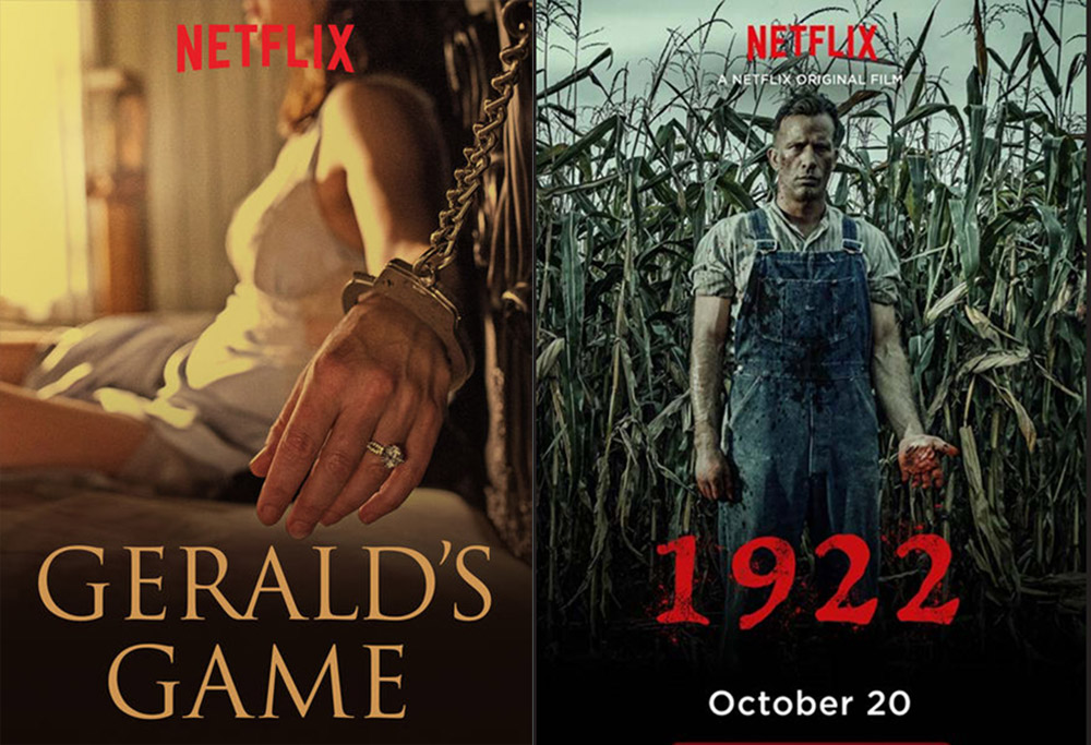 Gerald\'s Game and 1922