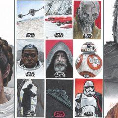 Drawing Star Wars with John DiBiase