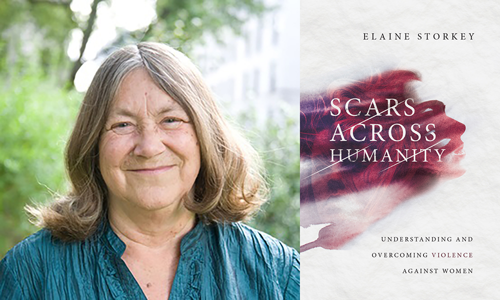 Healing the Scars Across Humanity with Dr. Elaine Storkey