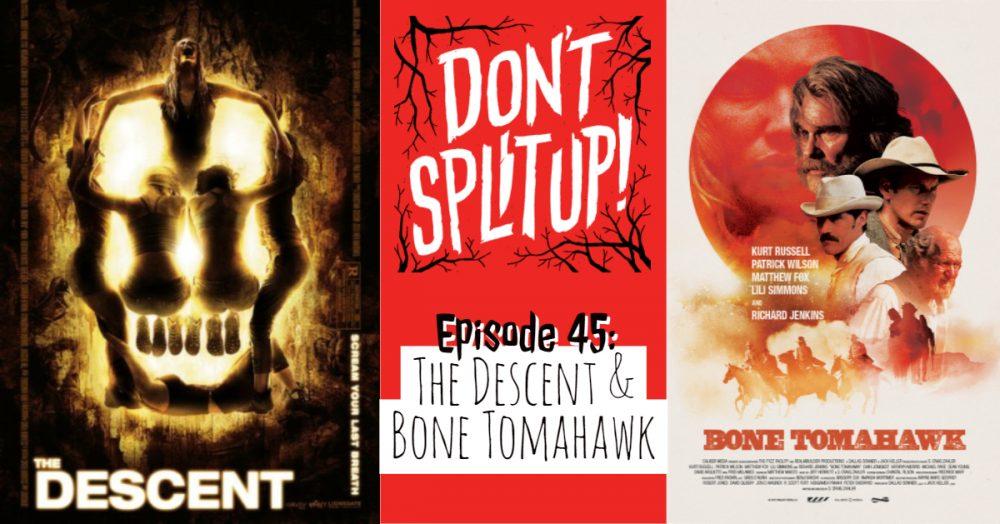 The Descent & Bone Tomahawk Image