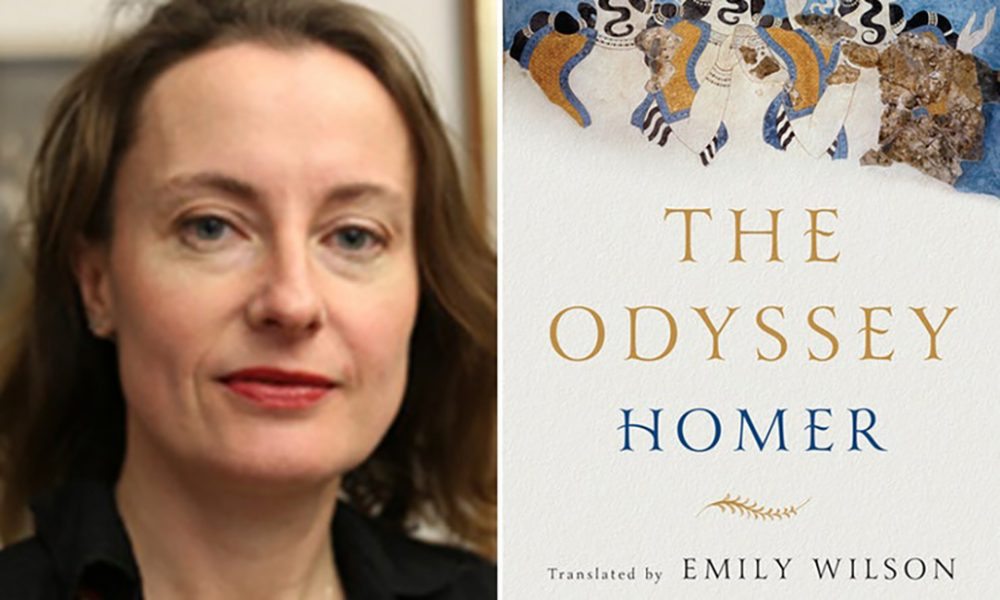 The Art & Challenge of Translation with Dr. Emily Wilson