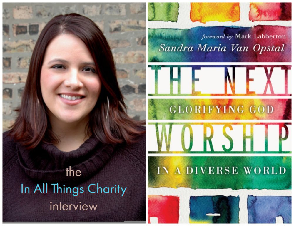 The Next Worship with Sandra Van Opstal