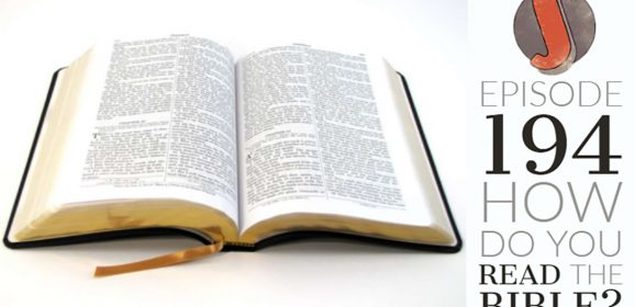 How Do You Read the Bible?