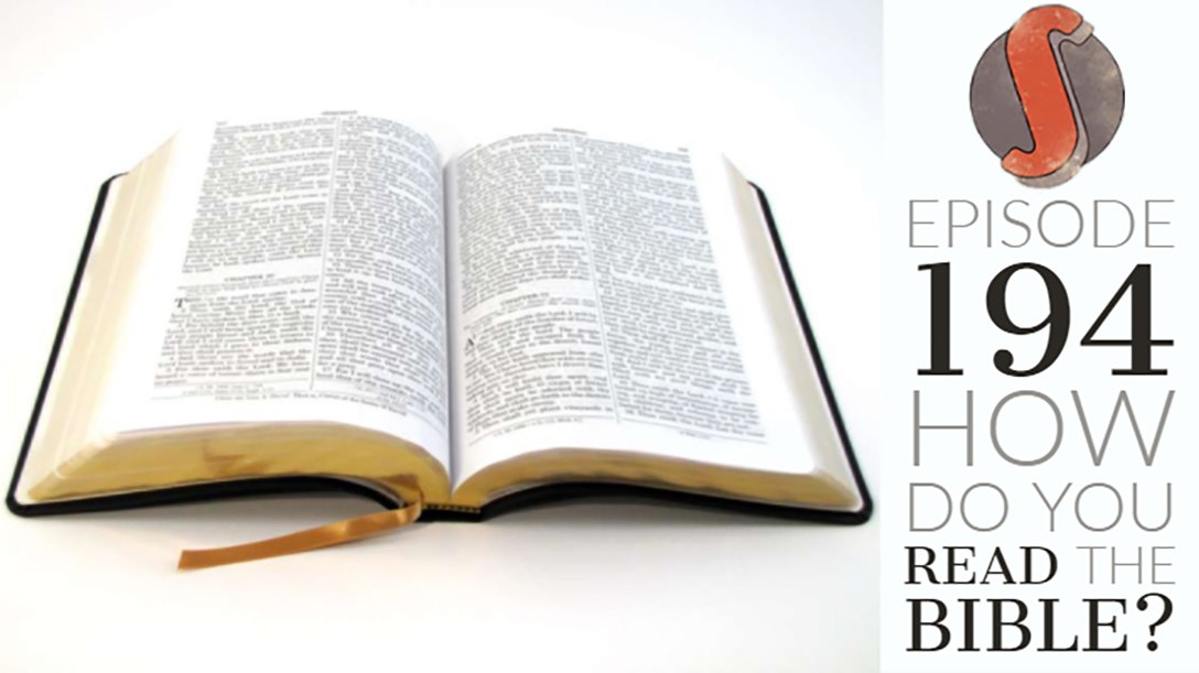 How Do You Read the Bible? Image