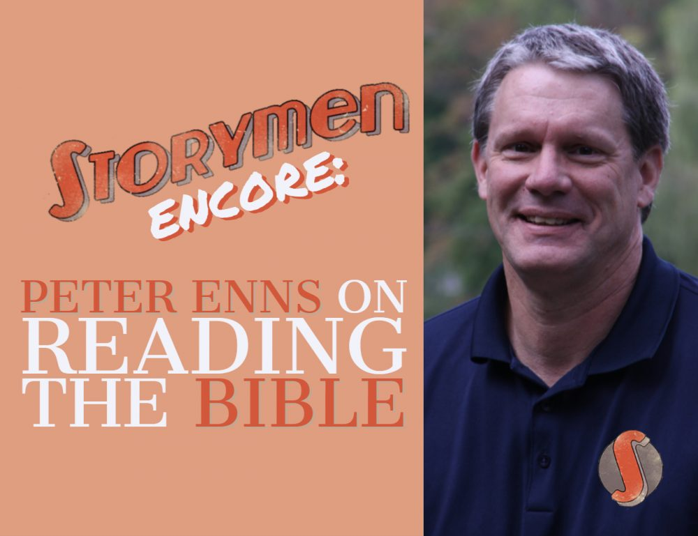 ENCORE: Peter Enns on Reading the Bible Image