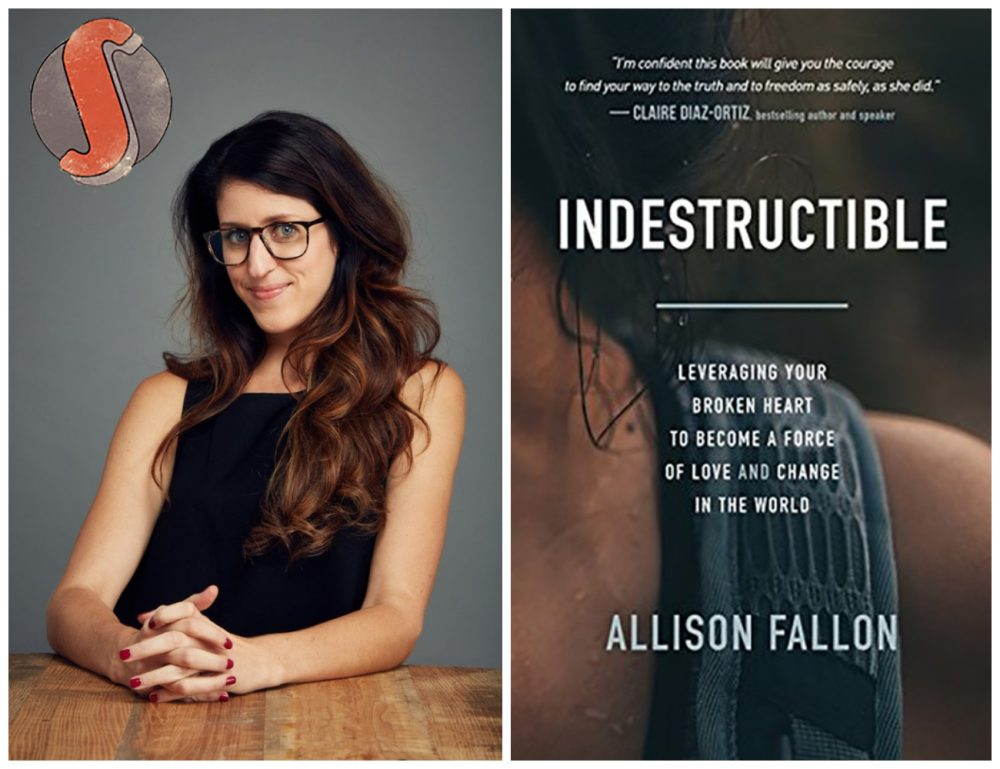 Allison Fallon is Indestructible Image