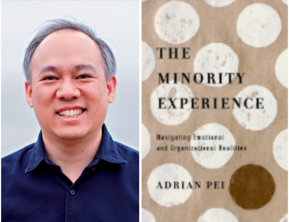 The Minority Experience with Adrian Pei