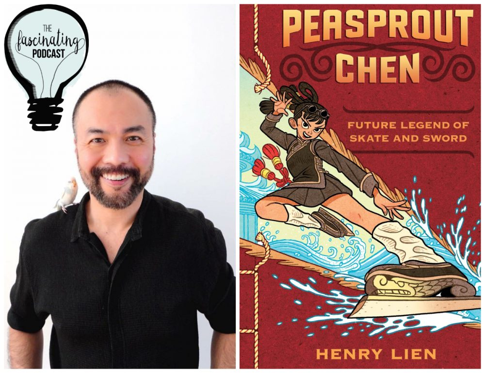 Henry Lien Spins the Legend of Peasprout Chen Image